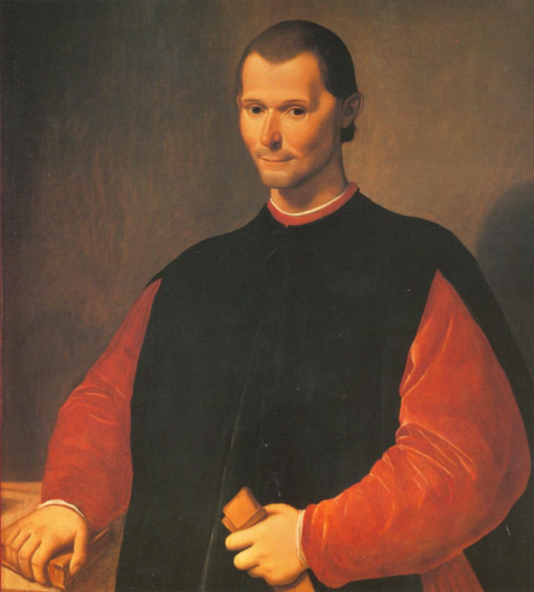 Esistono – dice Niccolò Machiavelli – tre categorie di cervelli…»