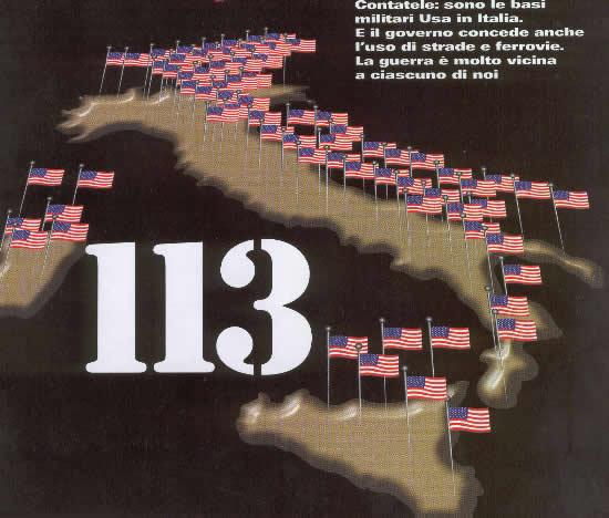 basi USA in Italia