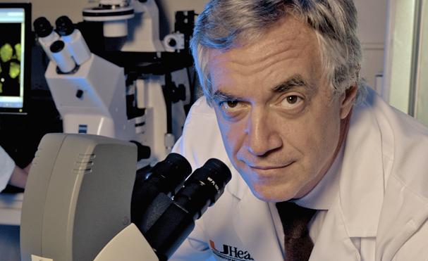 Camillo Ricordi MD_ DRI Director. PR pic
