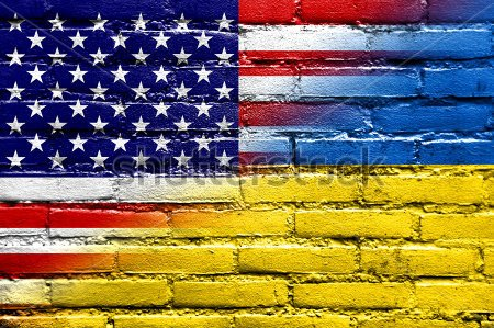 stock-photo-ukraine-and-usa-flag-painted-on-brick-wall-179308895