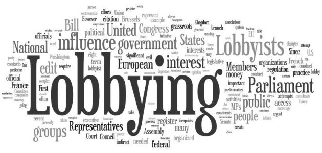 influence-lobbying